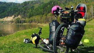 Башкирский велопоход с итальянской пастой. Павловское водохранилище и река Юрюзань