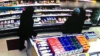 В Башкирии сотрудницы магазина сами задержали вора