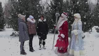 """Городской Дворец Культуры г.Бирск присоединяется к Республиканской акции """"Поздравь Деда Мороза""""."""