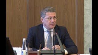 Радий Хабиров извинился за мэра Сибая 18.02.2019