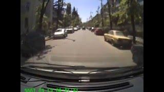 авария в сочи (красноармейская)26 .04 .2012