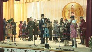 Фестиваль «Салют Победы» прошел в с. Арлан