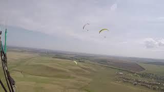 Аслыкуль-Кумертау,полет на параплане,18.05.21,ч2