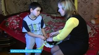 ГТРК Башкортостан в гостях у необычной семьи в селе Карламан Кармаскалинского района