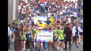 Уфа официально попрощалась с Международными детскими играми