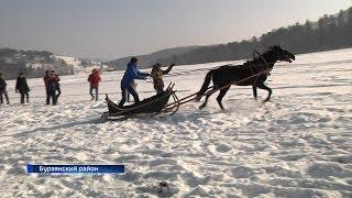 В Бурзянском районе состоялся традиционный зимний сабантуй