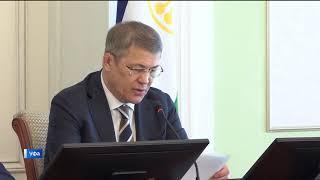 Глава Башкирии встревожен ситуацией с COVID-19