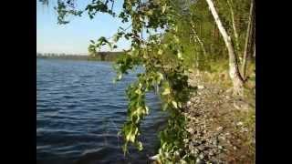 Красота природы. Башкирия. Озеро Калкан.