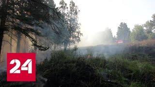 В Иркутской области потушили 12 тысяч гектаров лесных пожаров, но ситуация остается сложной - Росс…