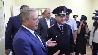 В Уфе состоялось новоселье в участковом пункте полиции