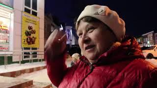 Социальный опрос жителей Благовещенска про полигон.