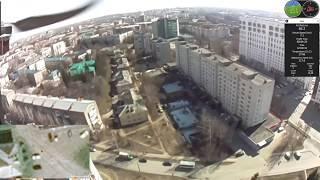 Онлайн мониторинг Орджоникидзевского района №2 в период самоизоляции (карантина), г.Уфа,Apiliqa One.