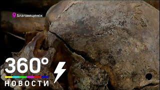 Докопался до могилы: житель Благовещенска нашел на даче массовое захоронение