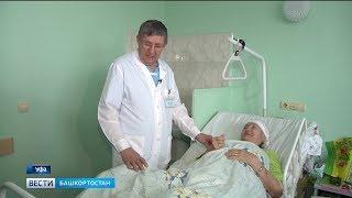 Пенсионерку, которой наложили гипс со шваброй, готовят к операции