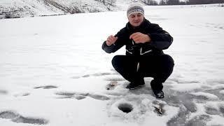 Зимняя рыбалка, Открытие сезона.Окунь.