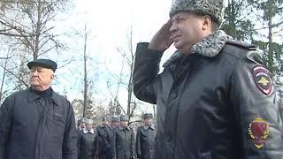 В Уфе полицейские почтили память бывших руководителей МВД республики