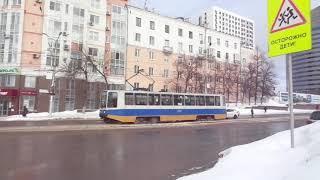 Russia уфа башкирия россия город прогулка ул революционная- карла маркса 4 марта 2021 г экскурсия