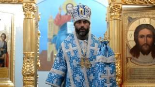 Епископ Салаватский и Кумертауский НИКОЛАЙ совершил Чин освящения предела Уфимских святых
