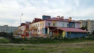 Сибай, республика Башкортостан, вечерняя прогулка (01.06.2019)