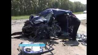 ДТП на дороге Благовещенск — Павловка унесло жизни двух человек