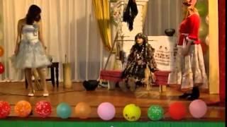 Детский театр Буратино.  Дороже Богатства. Сатурн ТВ - Мелеуз. апрель 2014 года