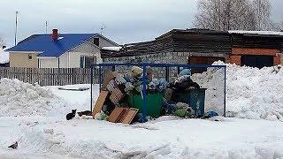 Депутаты Башкирии введут наказание за хлам на мусорных площадках