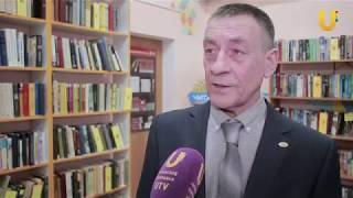 Новости UTV. Председатель Союза ветеранов Афганистана встретился с молодежью города