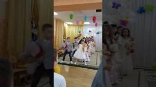 Самый крутой выпускной 2017, в дет. саду 28, г. Уфа.
