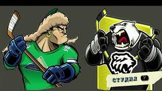 Play-off 2020-2021 ХК Салават Юлаев vs Трактор