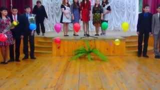 Концерт ко Дню матери в БРГИ №3 Кумертау Башкортостан 9 классы А,Б.В