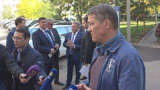 UTV. В 2020 году в Башкирии выберут дворы, которые отремонтируют за счет фонда Радия Хабирова