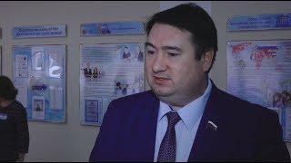 Депутат Госдумы РФ Рамзил Ишсарин посетил Кумертау