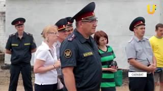 Новости UTV. В ИК-16 состоялось открытие цеха по производству маргарина