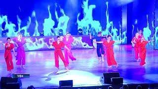 В Уфе большим гала-концертом завершился республиканский фестиваль «Студенческая весна»