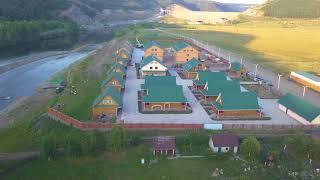 Турбаза Башкирская деревня, Верхнебиккузино, Республика Башкортостан