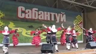 Сабантуй 2013 в Кармаскалинском районе (Башкортостан). Часть_2