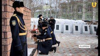 Новости UTV. В Ишимбае почтили память воинов-афганцев
