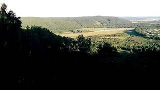 Башкирия,вся красота природы Башкирии с высока!