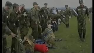 Военно полевые учебные сборы 2006г. Миякинского района Башкирии