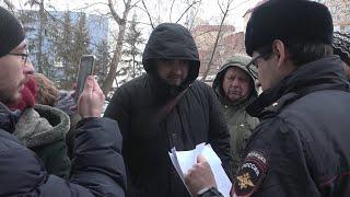 UTV. Уфимская компания начала менять домофоны против воли жителей дома
