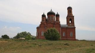 Храм в селе Андреевка Аургазинского района Башкирии