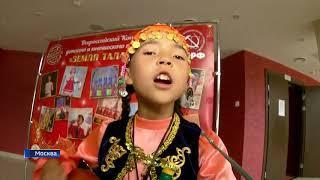 11-летняя Ляйсан Золотарева из Учалинского района покоряет страну своим талантом