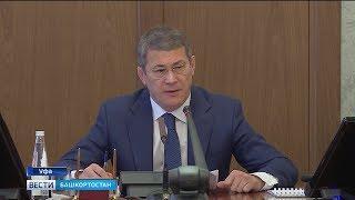 Как сделать улицы и трассы республики безопаснее - обсуждали сегодня в правительстве Башкирии