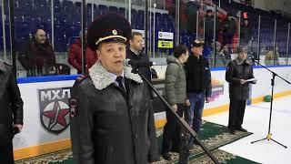 В Уфе состоялся хоккейный турнир МВД республики