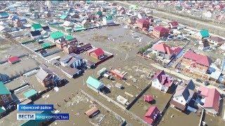 Паводок-2020 в Башкирии: под угрозой подтопления более 250 населенных пунктов