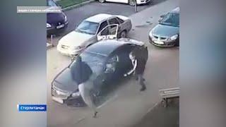 Таксист с отверткой против мотоциклиста с пистолетом: подробности конфликта в Башкирии