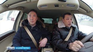 Интервью с Динаром Гильмутдиновым о состоянии уфимских дорог