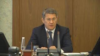 UTV. Радий Хабиров считает, что в новом бюджете Башкирии выделено мало денег на спорт