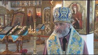 Благодарственный молебен в Иоанно-Предтеченском соборном храме