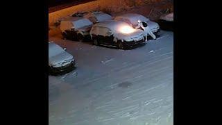 В Стерлитамаке подожгли машины на парковке | Ufa1.RU